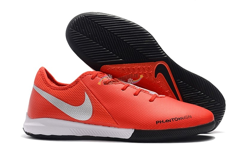 Nike Phantom VSN Academy IC Orange Nouveau Chaud