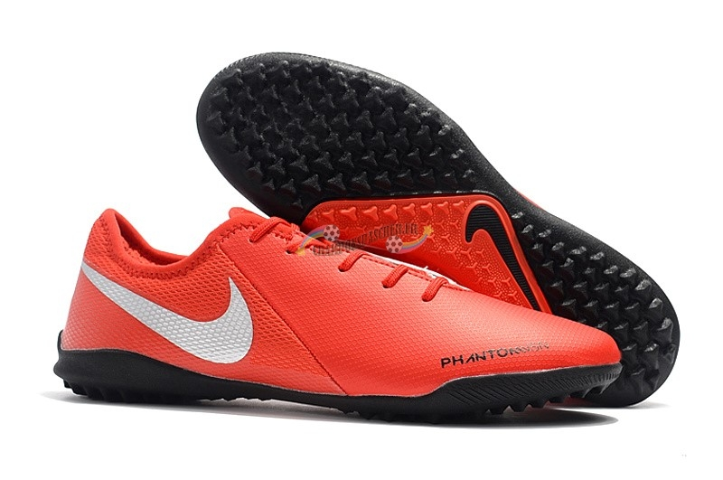 Nike Phantom VSN TF Orange Nouveau Chaud