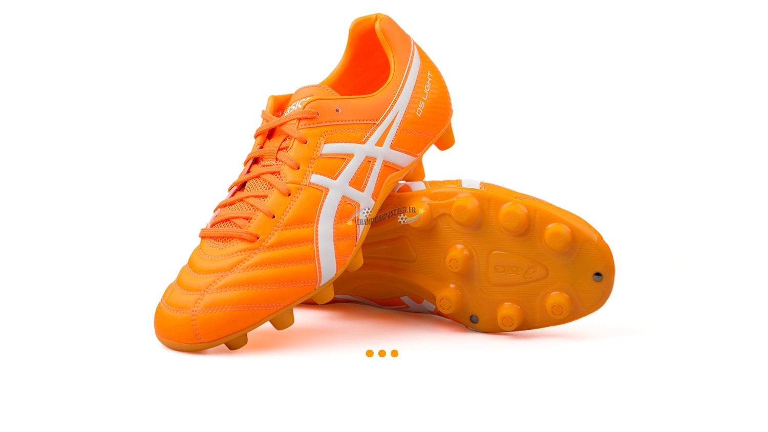 ASICS DS LIGHT WB 2 HG Orange Nouveau Chaud