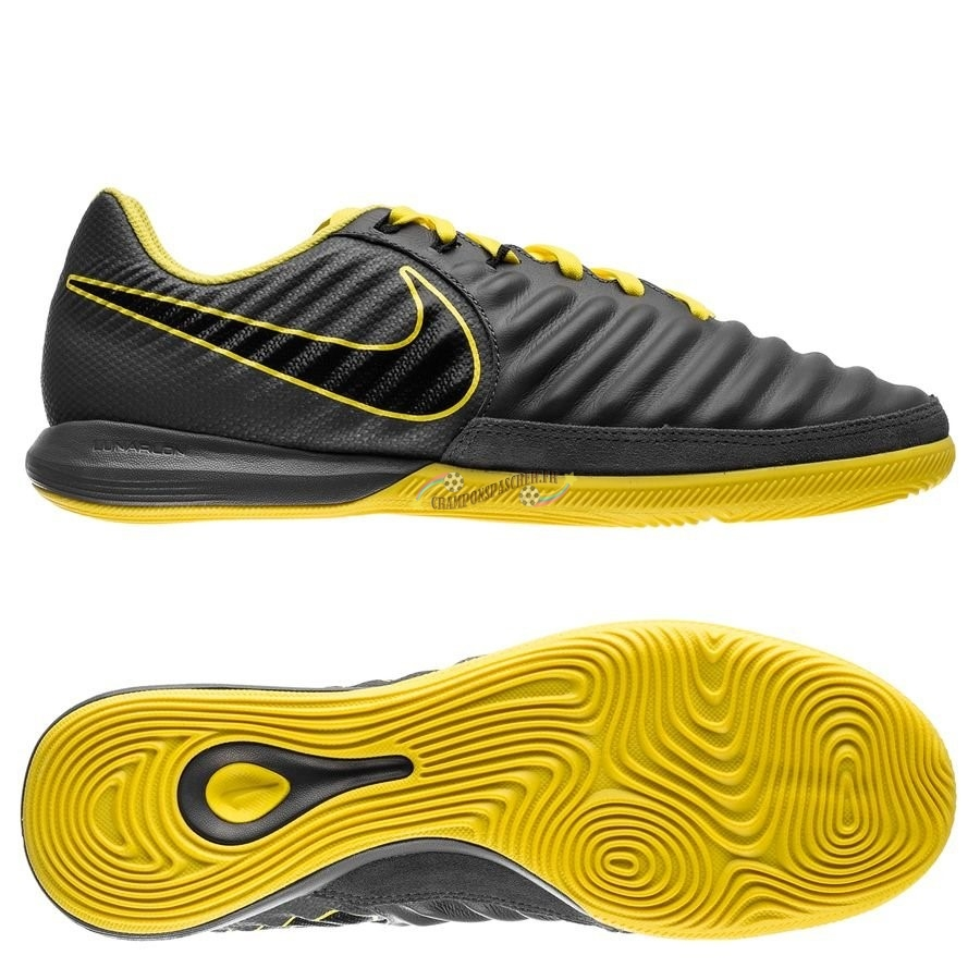 Nike Lunar Legend VII Pro IC Game Over Jaune Noir Nouveau Chaud