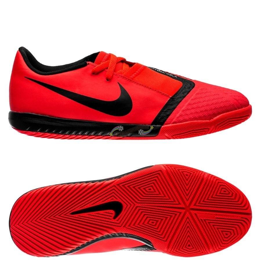 Nike Phantom Venom Academy Enfant IC Game Over Rouge Nouveau Chaud