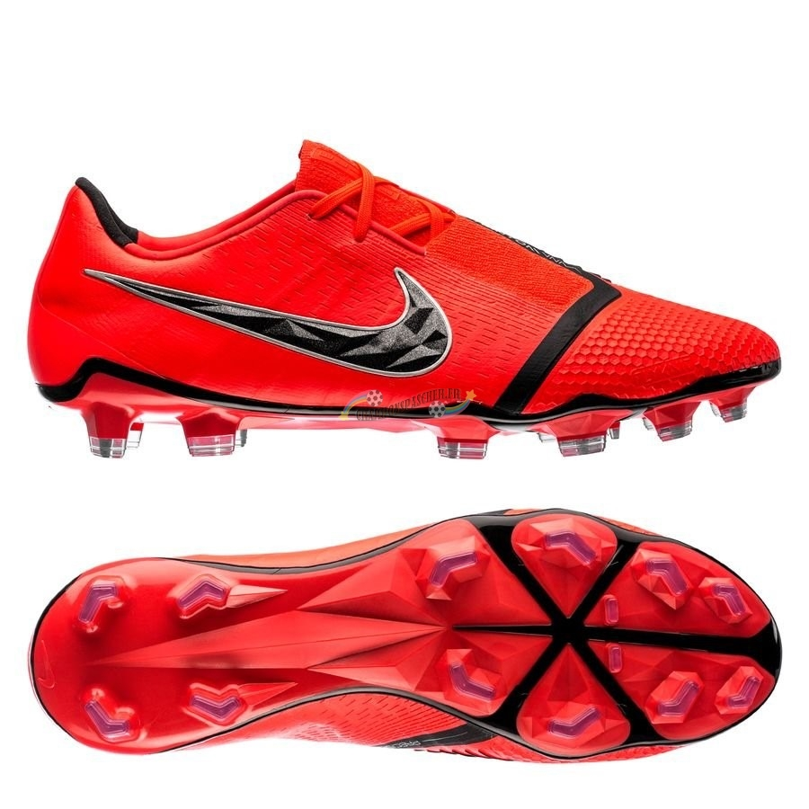 Nike Phantom Venom Elite FG Game Over Rouge Nouveau Chaud