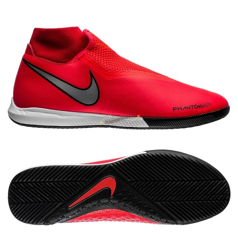 Nike Phantom Vision Academy DF IC Game Over Rouge Noir Nouveau Chaud