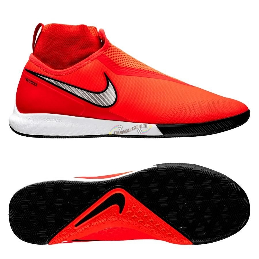 Nike Phantom Vision React Pro DF IC Game Over Rouge Nouveau Chaud