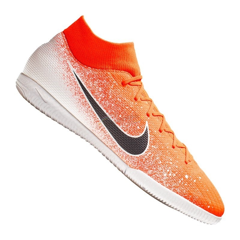 Nike Mercurial SuperflyX VI Academy IC Orange Nouveau Chaud
