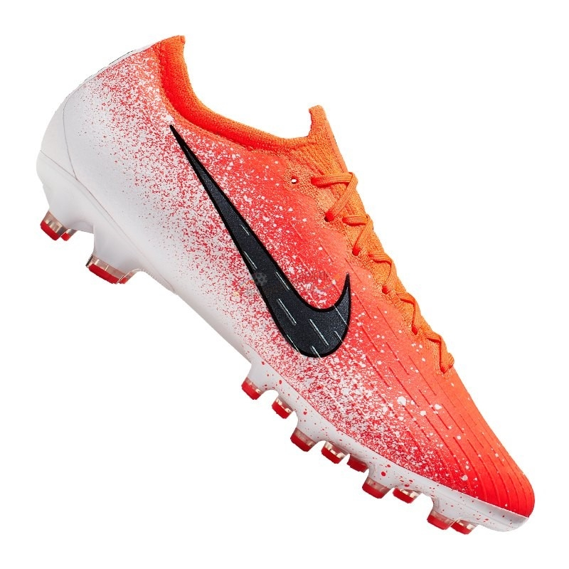 Nike Mercurial Vapor XII Elite AG Pro Orange Nouveau Chaud