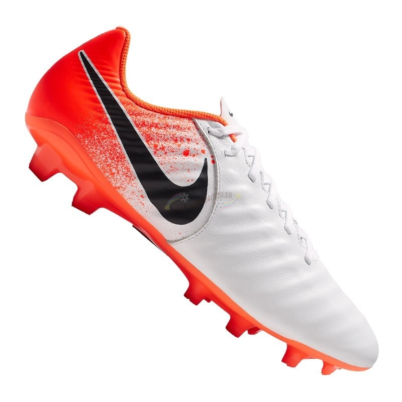 Nike Tiempo Legend VII Academy FG Orange Nouveau Chaud