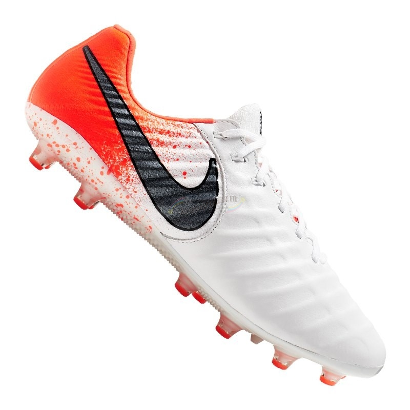 Nike Tiempo Legend VII Elite AG Orange Nouveau Chaud