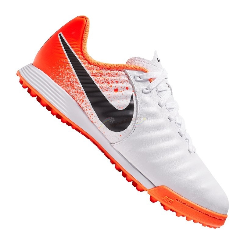 Nike Tiempo LegendX VII Academy Enfant TF Orange Nouveau Chaud