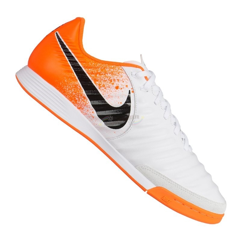 Nike Tiempo LegendX VII Academy IC Orange Nouveau Chaud