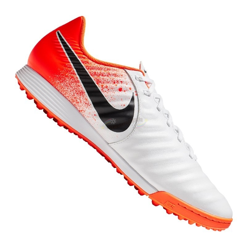 Nike Tiempo LegendX VII Academy TF Orange Nouveau Chaud