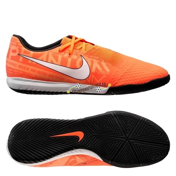 Nike Phantom Venom Academy IC Fire Orange Nouveau Chaud